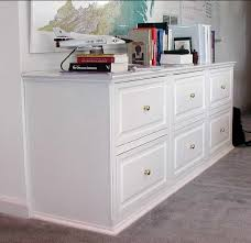 Oak File Cabinets For The Home - white filing cabinets look what ideas marku home design