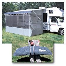 Rv Awning Protective Cover New Open Air By Camco 14 U0027 Rv Camper Deluxe Screen Room Rv