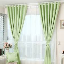 Green And Beige Curtains Beauteous Printed Pattern Apple Green Curtains
