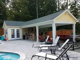 custom pool house plans u0026 ideas pool cabanas in new holland pa