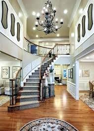Foyer Chandelier Height 2 Story Foyer Painting For 2 Story 2 Story Foyer Chandelier Height