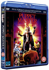puppet master 4 and 5 come to blu ray in the uk from 88 films