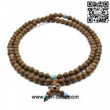 natural beads necklace images Zen dear unisex natural wenge mala prayer beads necklace bracelet jpg