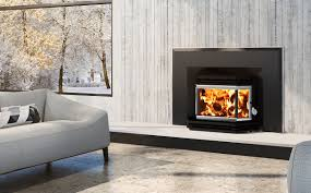 Wood Fireplace Insert by Cooks Plumbing Heating U0026 Cooling Wood Fireplace Inserts