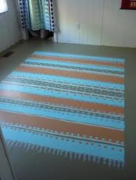 Faux Painted Floors - painted wooden flooring decking painted decks and porch