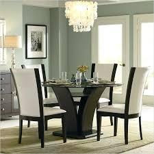 small espresso dining table round espresso dining table gray dining room espresso dining table