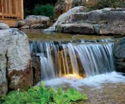Aquascape Pondless Waterfall Kit Pondless Waterfall Kits