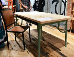 12x12 designers transform reclaimed nyc lumber into fresh modern