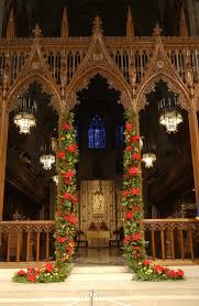National Cathedral Interior Christmas In Washington Dc A Photo Gallery Of Decorations