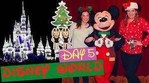 disney world nov 2016 day 5 mickey u0027s very merry christmas party