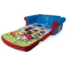 Toddler Sofa Sleeper Children S Flip Open Sofa Bed Thecreativescientist