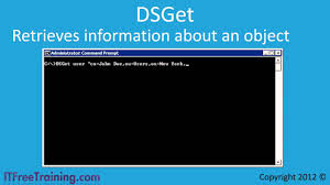 mcitp 70 640 active directory command line tools youtube