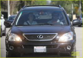 lexus beverly hills hours leighton meester u0026 adam brody early morning drive photo 2831919