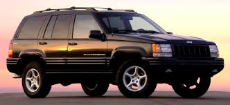 1998 jeep grand cherokee 5 9 limited muscle suv pioneer old