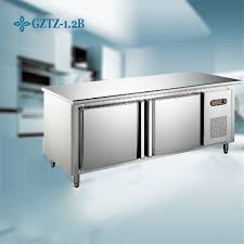 under cabinet fridge and freezer 1pc stainless steel kitchen under counter worktop commercial cabinet