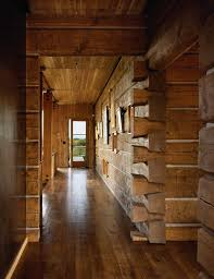 log cabin floors ideas for logs rustic with knotty wood knotty wood log cabin