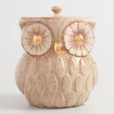 owl canisters for the kitchen storage containers jars canisters market
