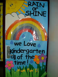 backyards classroom door decoration ideas design kindergarten