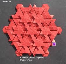Origami Tessalation - tessellations origami