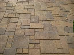 Simple Brick Patio With Circle Paver Kit Patio Designs And Ideas by Paver Patterns The Top 5 Patio Pavers Design Ideas Install It