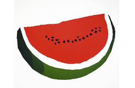 Palistinian Flag Watermelons As A Symbol Of Political Protest For Palestinians