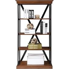 Staples Office Furniture Bookcases St Clair 4 Shelf 60