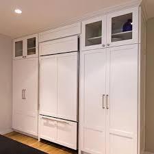 Floor To Ceiling Kitchen Cabinets Wood Floor Kitchen Design Ideas