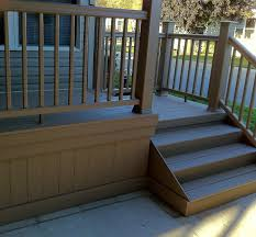 Ideas For Enclosing A Deck by Underpinning Around Deck Deck Board Across The Bottom Of The