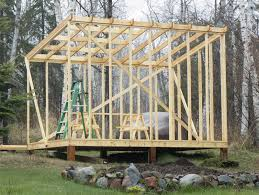 slant roof cottage style slant roof shed google search delightful how to