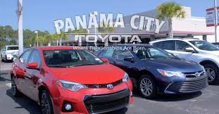 toyata panama city toyota where relationships are born