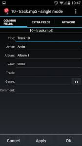 tagged apk audiotagger pro tag android apps on play