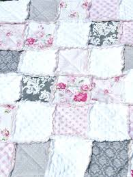 shabby chic baby quilt quilts how to make a shabby chic baby quilt