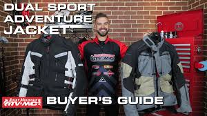 sport motorcycle jacket best adv dual sport motorcycle jackets 2016 youtube