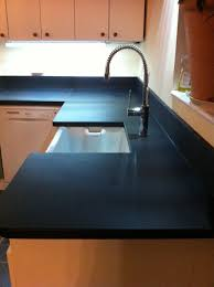 Sealant For Kitchen Sink by How To Seal Slate Countertops U2013 Home Design And Decor