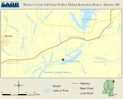 Raccoon Creek State Park Map by Southeast Aquatic Resources Partnership Sarp
