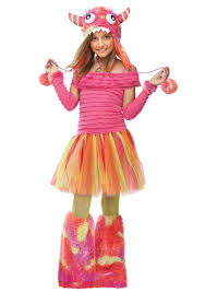 cute halloween costumes for toddler girls girls wild child monster costume