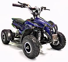 kids rocket rampage extreme 1000w electric battery quad bike 36v