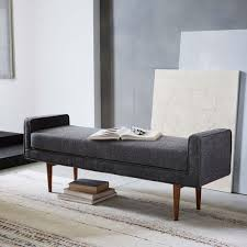 west elm entry table landry bench west elm 599 our house bedroom pinterest bench