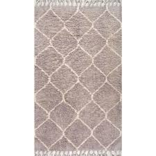 nuloom pink area rugs rugs the home depot