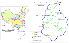 Yellow River China Map by Water Free Full Text Attribution Of Runoff Change For The