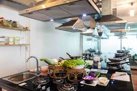 Kitchen Design Training Professional Chef Courses Bangkok Thai Culinary