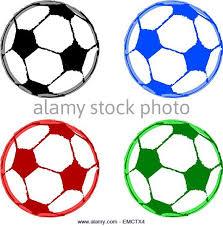 plastic soccer balls stock photos plastic soccer balls stock