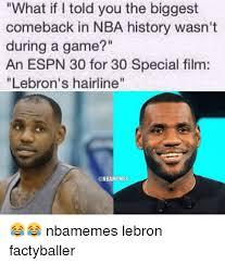 Lebron Hairline Meme - 25 best memes about lebron s hairline lebron s hairline memes
