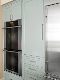 tower cabinets in kitchen built in wall oven tower kitchen pinterest wall ovens walls