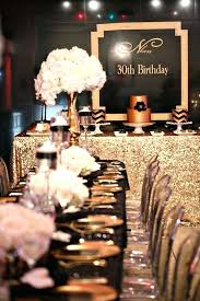 gold party decorations dinner party decor idea unique gold party decorations ideas
