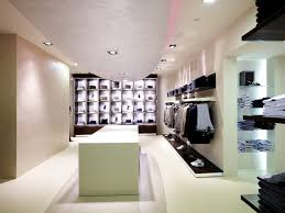 small clothes shop interior design ideas store including