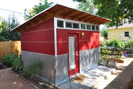 Backyard Building Plans Back Yard Sheds An Modern Kwik Room By Kanga Room Systems Photo