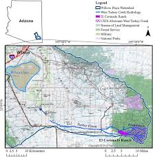 location bureau 10 fig 1 map portraying the location of the turkey creek