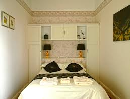 Fitted Furniture Bedroom Home Design Luxury Fitted Simple Bedroom With Wooden Couch On