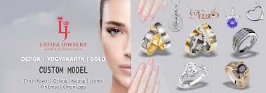 cincin online toko perhiasan online terbaik cincin kawin tunangan palladium